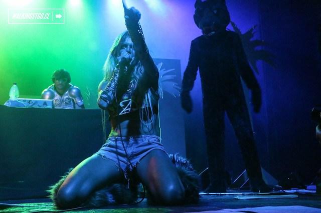 #CholitaSound  en el ciclo #BailaBaila en el #TeatroLaCúpula by Fauna y Macarena Club / #ParqueOHiggins #Santiago #Chile