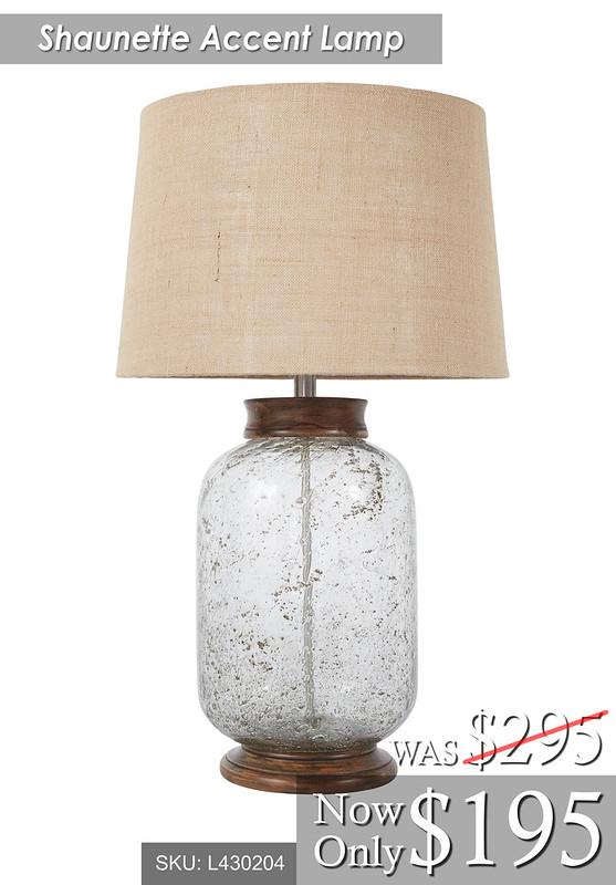 Shaunette Accent Lamp