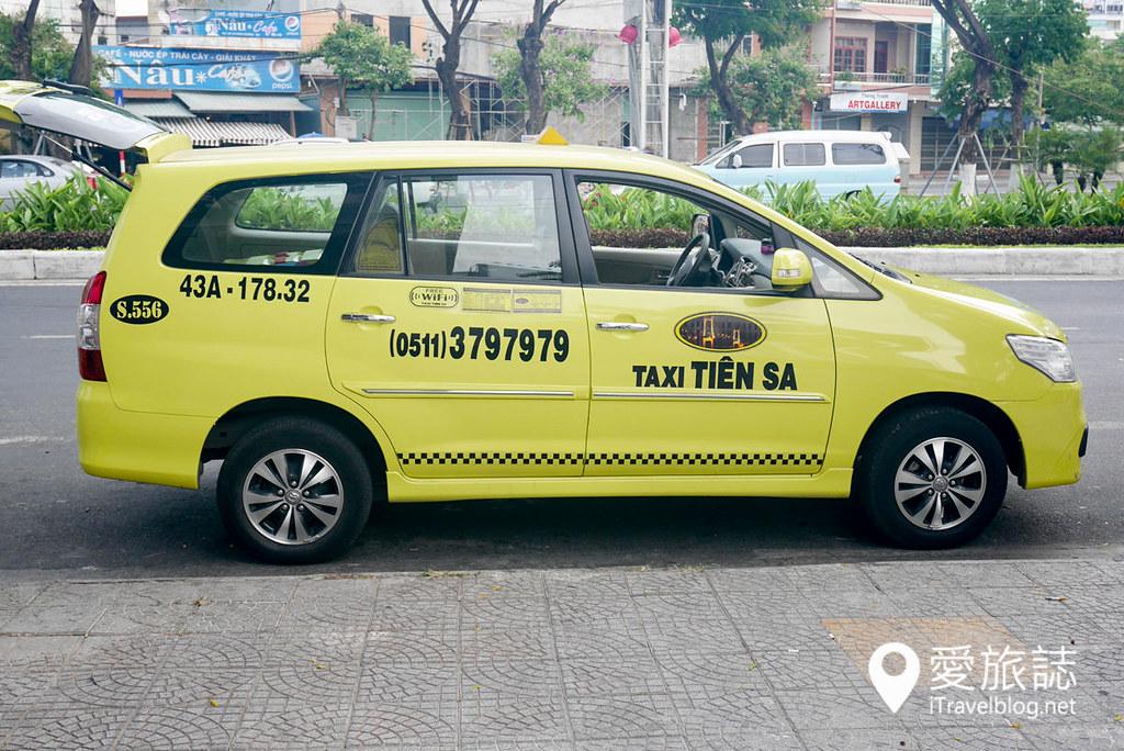 岘港出租车搭乘体验 (14)