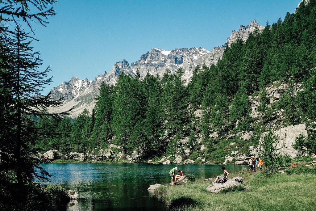 Lago delle Streghe, Devero