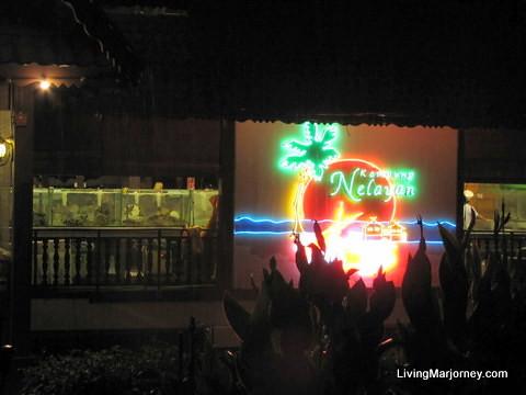 Kg Nelayan (Floating Restaurant)