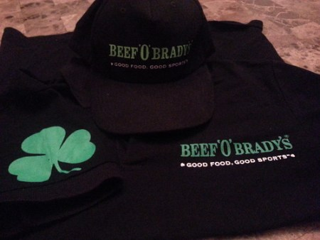 From our good friends at Beef's :)