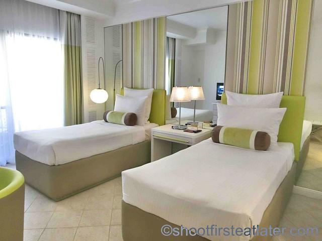 Mövenpick Hotel Mactan - Deluxe Room Twin Beds