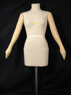 Dressform 2 straight arms