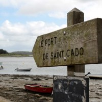 Postcards: Saint Cado (FR)