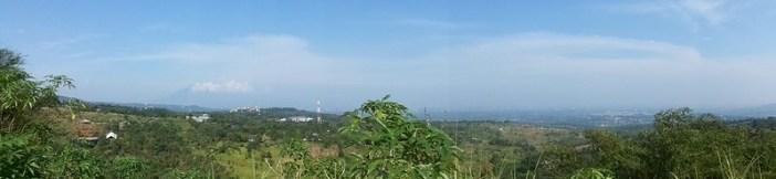 Panorama Tanjakan Kayangan
