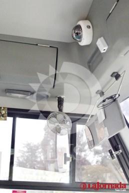 No hay garantía para la instalación de cámaras en los camiones
