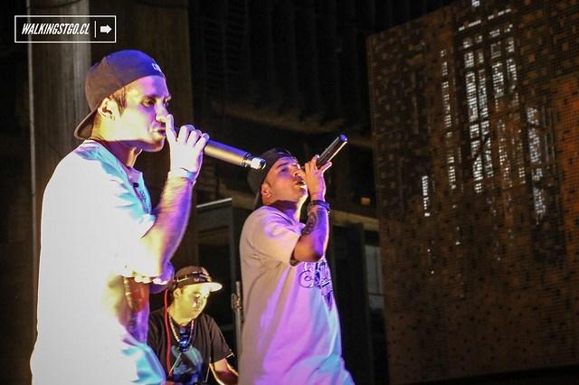 Cultura Suede aniversario PUMA LAB en el Centro GAM de Santiago Música Chilena, Hip Hop, Funk, Breakdance, Reggae, Skateboard -08.03.2015-