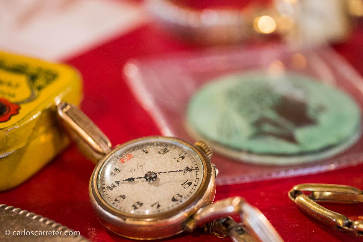 Coleccionismo de relojes