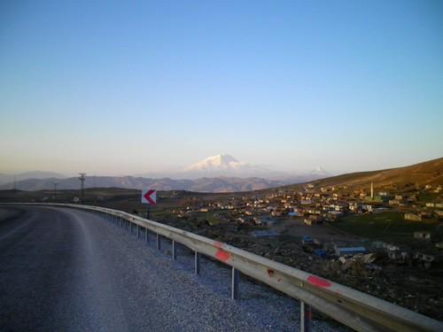 Il monte Ararat
