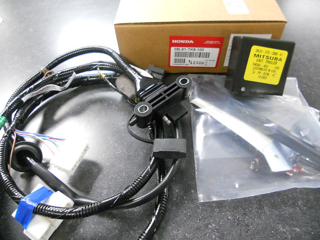 Honda Element Wiring Harness Trailer Hitch