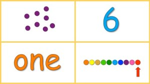Learning Numbers 0-10 Free Baby Math Video