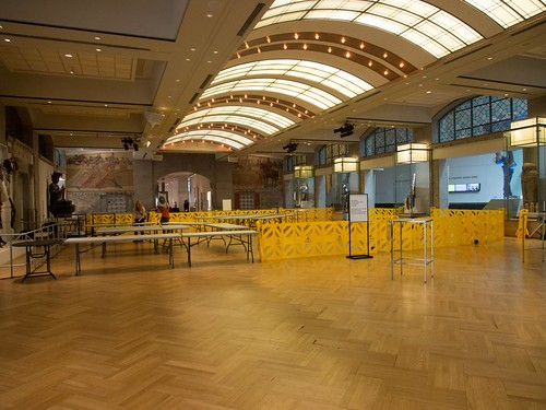 Pre-setup Inside the ROM for Toronto Taste 2013