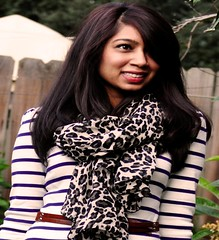Nautical Stripes and Leopard
