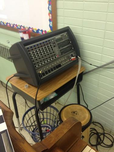 Sound board / mixer