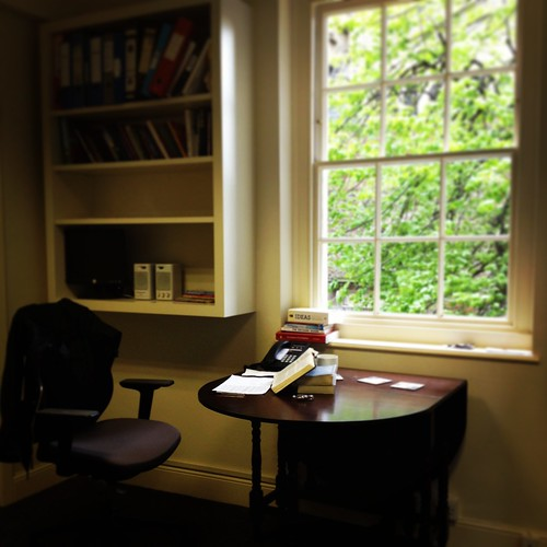 Room for Writing Talks In.