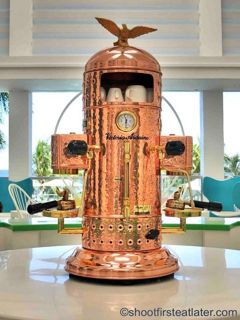Victoria Arduino espresso machine
