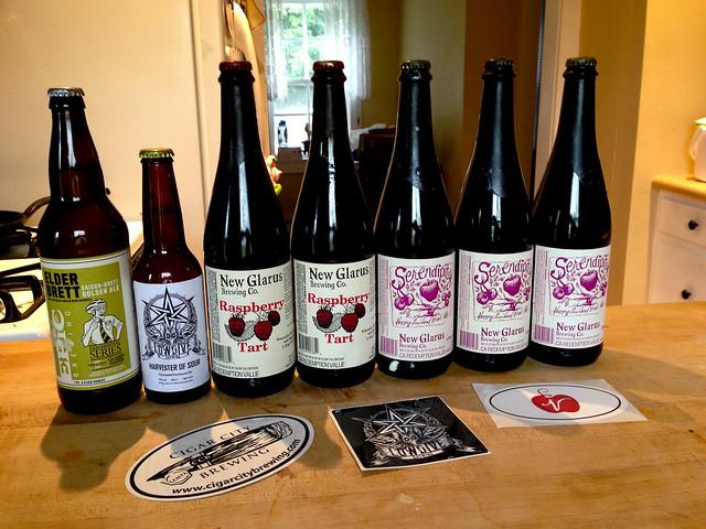 Beer Haul 5-15-13