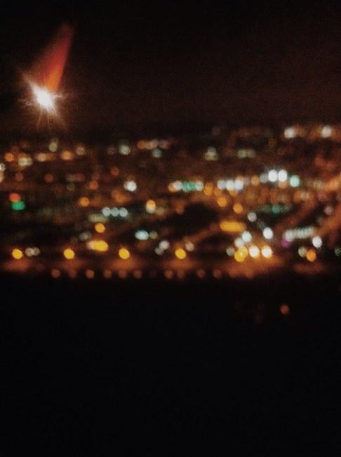 Night glitter