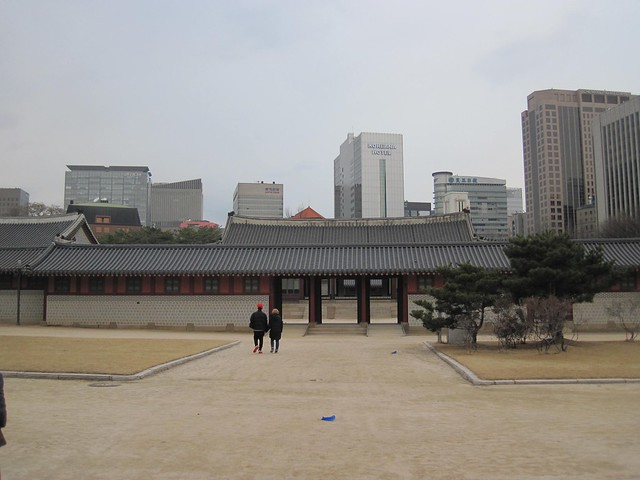 Picture from Deoksugung Palace