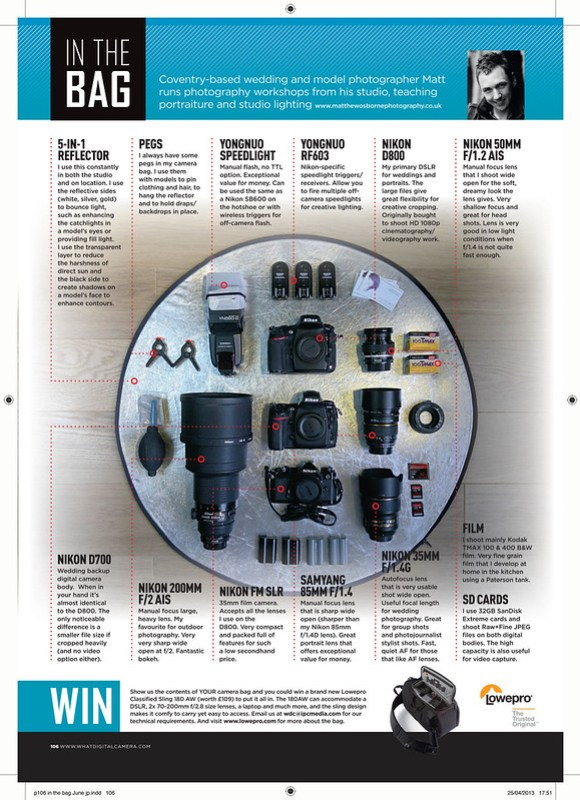 What Digital Camera - June 2013