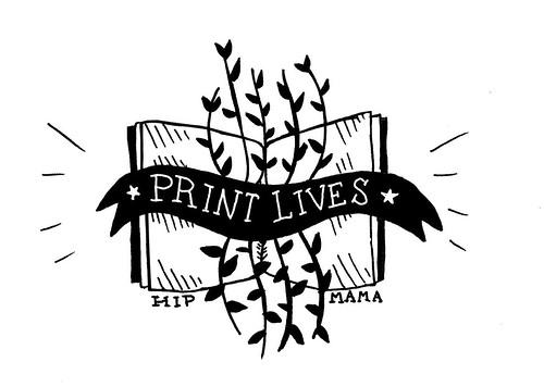 PRINT LIVES