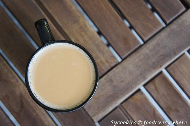 15.grafa cafe -ginger milk tea