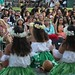 Hula performance at the College of Education  Convocation. May 10, 2013