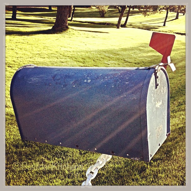 May 16 - mailbox {this is mine} #fmsphotoaday #mailbox