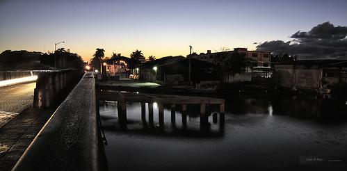 Almendares bridge by Rey Cuba