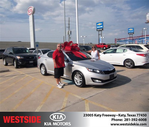 Westside KIA Houston Texas Customer Reviews and Testimonials - Diann Brooks by Westside KIA