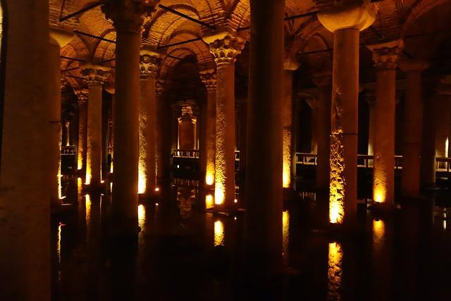 Istanbul Royal Cistern