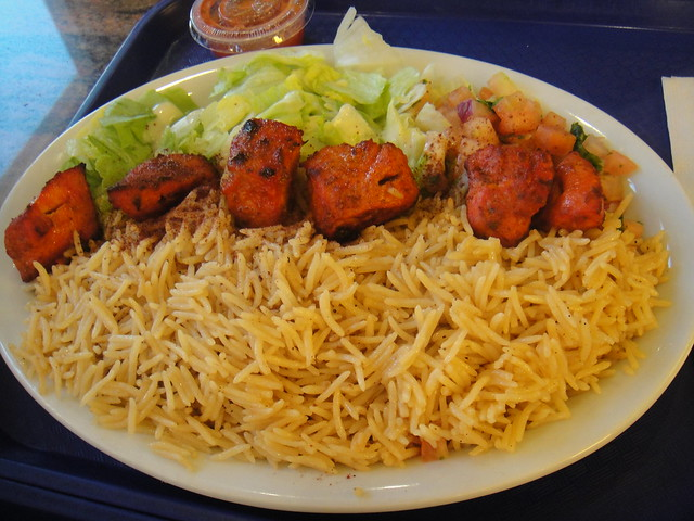 Tandoori Chicken Kabob