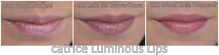 catrice update Luminous Lips