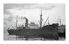 SS Illinois  - Ship Where Whalen was Killed: 1942