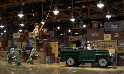 Warehouse - Lights
