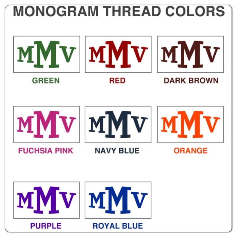 Monogram Rope Bags
