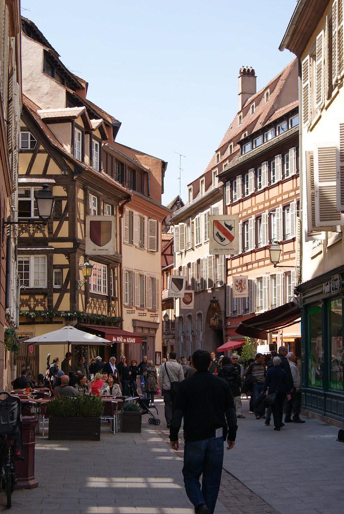 Rue des Dentelles, Petite-France