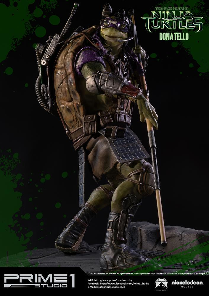 Prime 1 Studio《忍者龜:變種世代》1/4 「拉斐爾」比例雕像 | 玩具人Toy People News