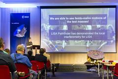 LISA Pathfinder media briefing