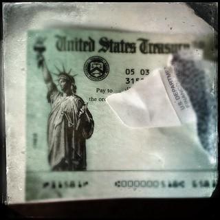 Tax Refund Received