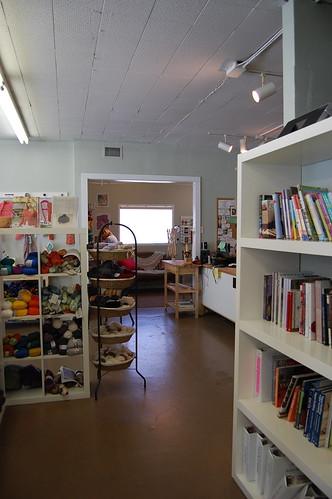 yarn store at nob hill
