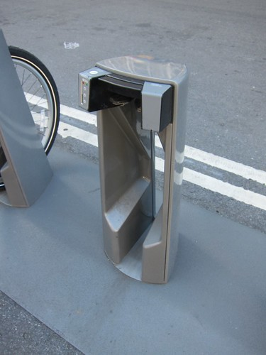 citibike docking station