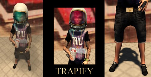 Trill Space by DJTrapify