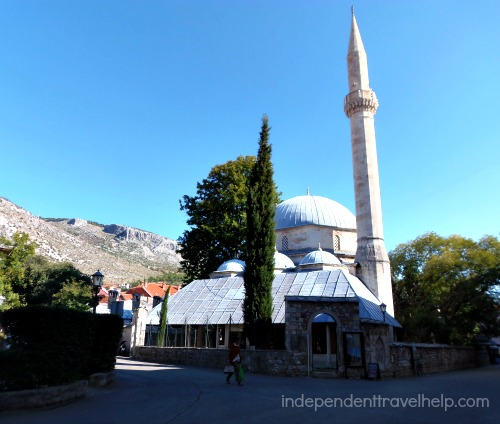 Karadozbegova Dzamija, Mostar