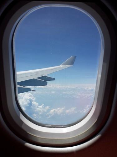 To Singapore!