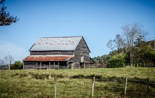Nacoochee Barn