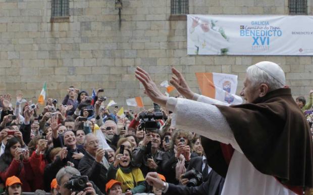 El-Papa-en-Santiago-de-Compostela