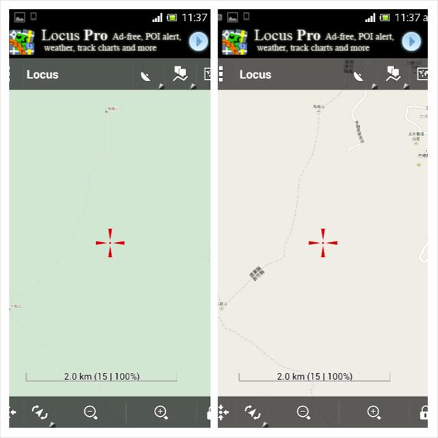 Set3 - OSM vs Google Map