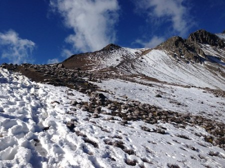 Nevado de Toluca Long RunMX 2014